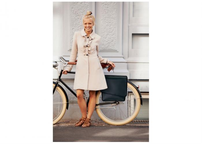 Bolsa de lona para bicicleta con detalles reflectantes. Regalo publicitario . Regalos Promocionales. Marketing Directo. Regalo de Empresa. Promociones para Ferias y Eventos