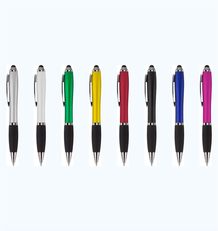 Bolígrafo Publicitario Touch Colores lado