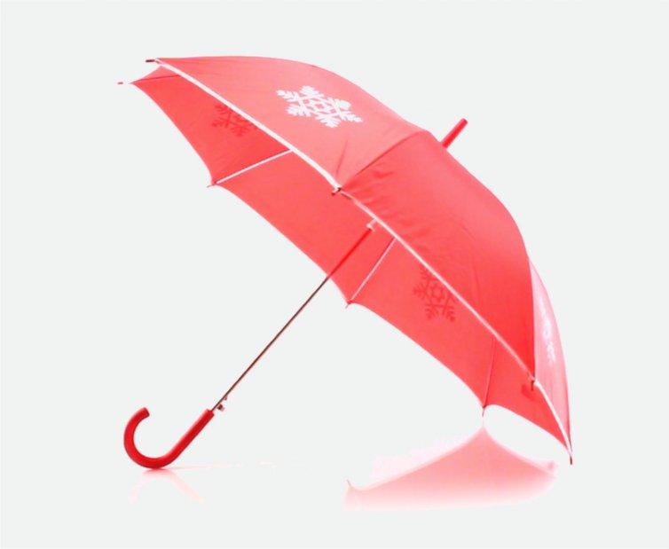 Paraguas Navidad