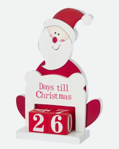 Santa Claus de madera