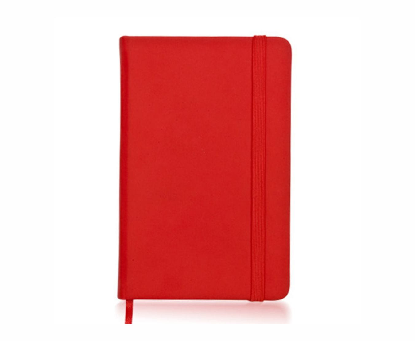 Libreta -Pequeña-Personalizable-Rojo