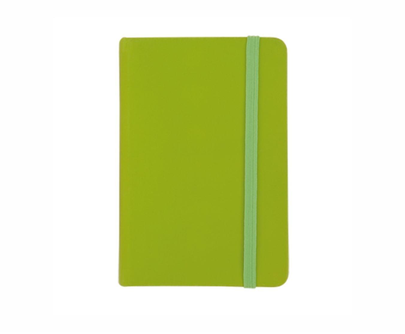 Libreta -Pequeña-Personalizable-verde