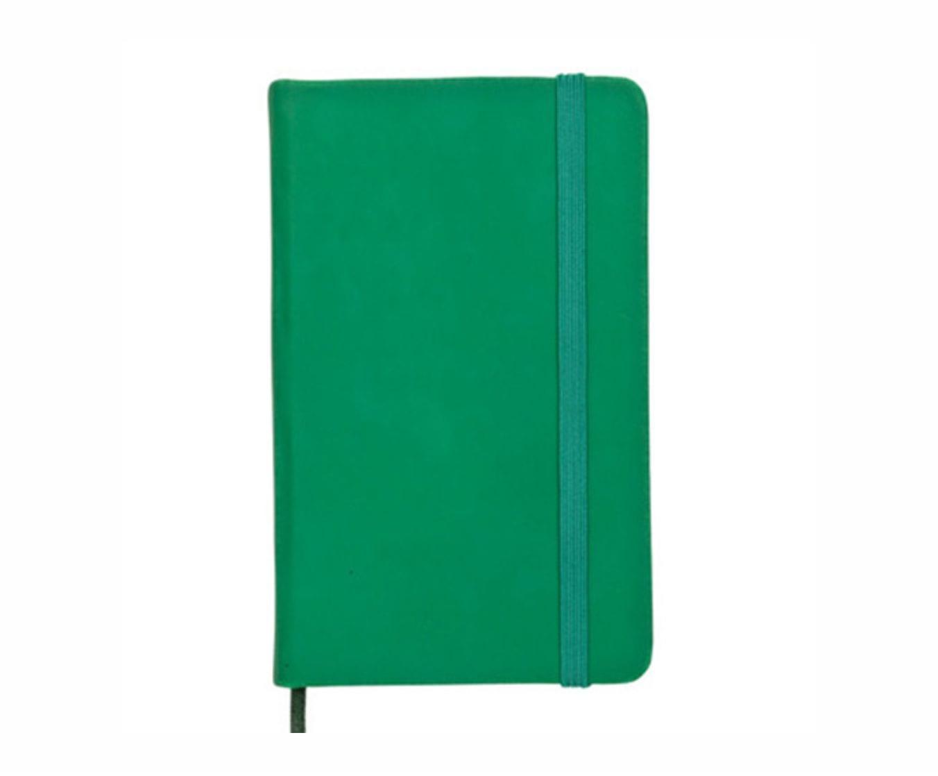 Libreta -Pequeña-Personalizable-Verde Oscuro
