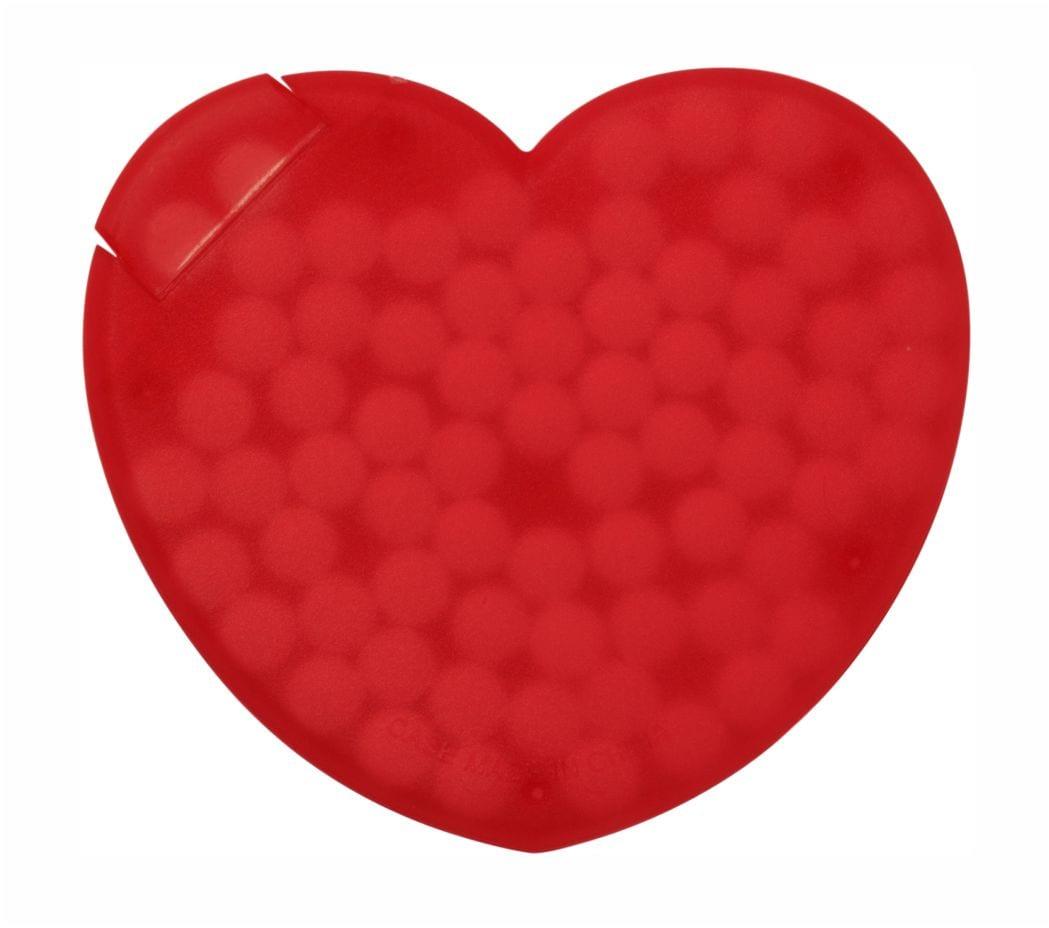 Caja de Caramelos Corazón