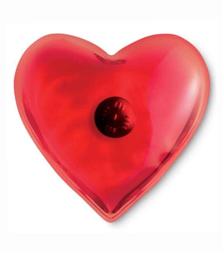 Calienta Manos Corazón