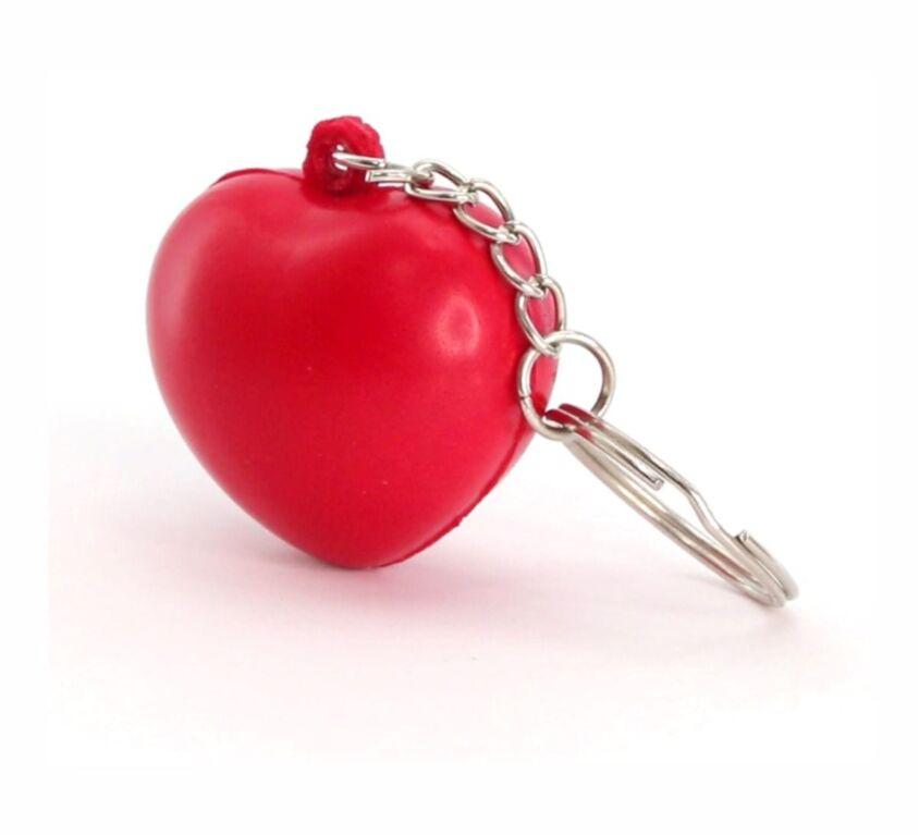 Llavero Antiestres Corazón