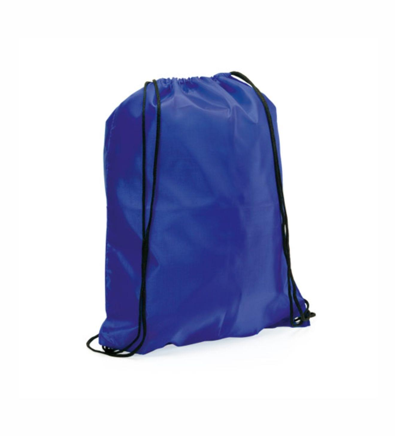 Mochilas Promocionales Azul. Regalos de Empresa Azul oscuro