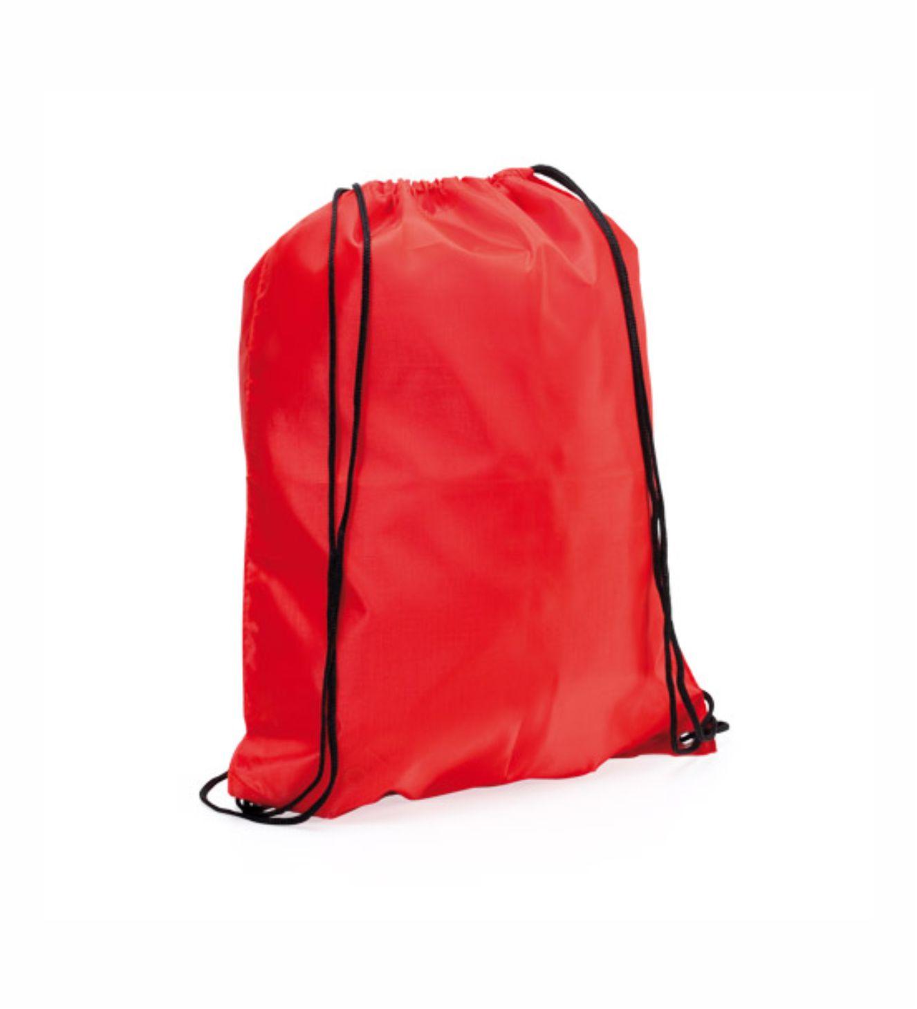 Mochilas Promocionales Roja. Regalos de Empresa