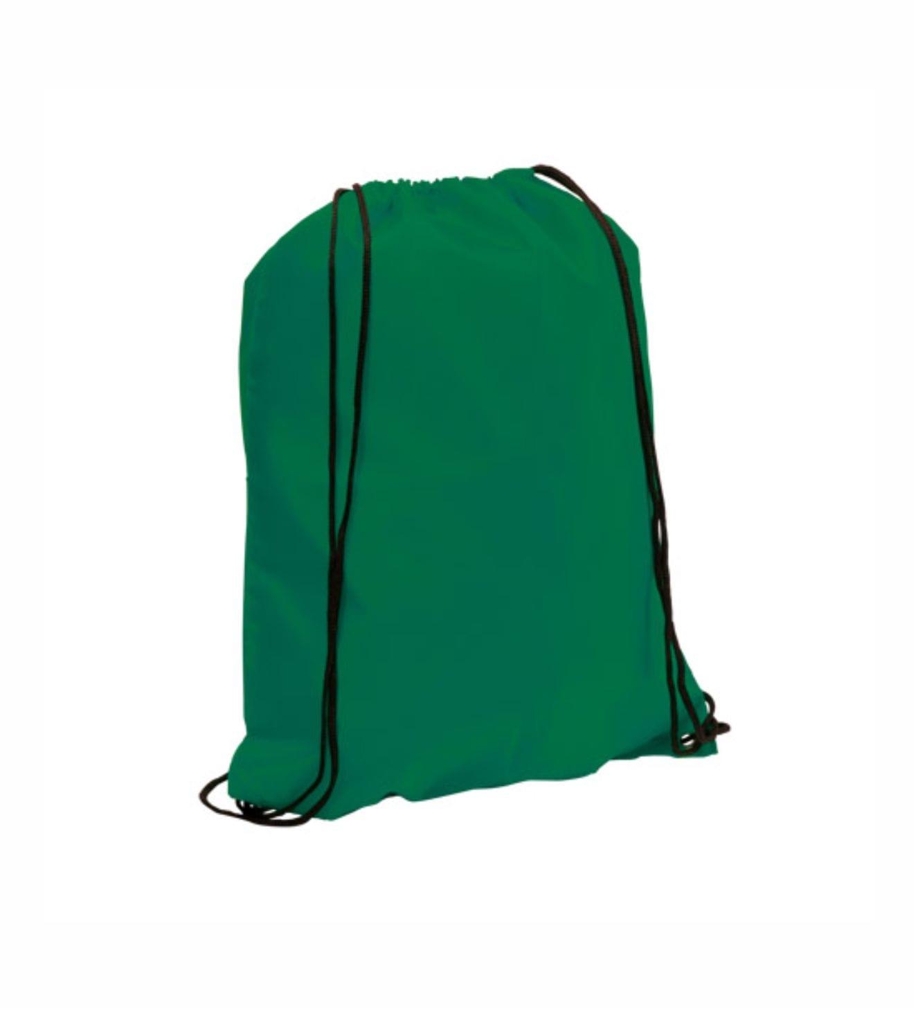 Mochilas Promocionales Verde. Regalos de Empresa