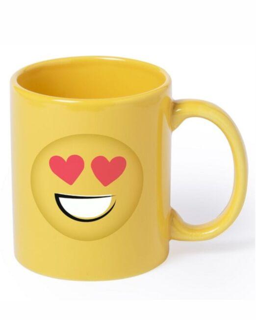 Mug Emoticono. Artículos Promocionales