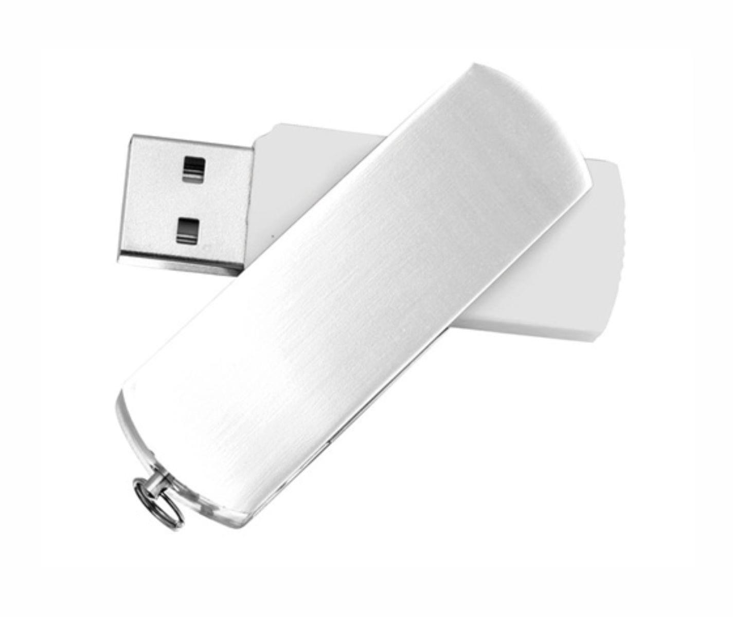 Usb Aluminio Personalizable Metal