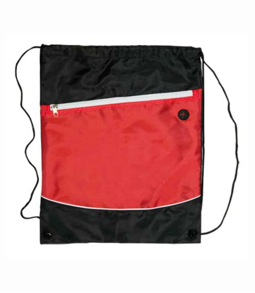 Mochila Bandas Promocional Roja