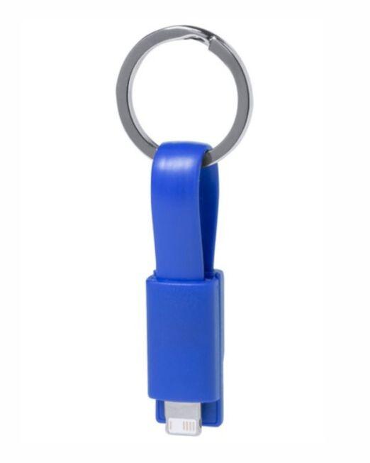 Cargador Micro USB y Lightning Publicitario. Regalo de Empresa. Promociones para Ferias y Eventos