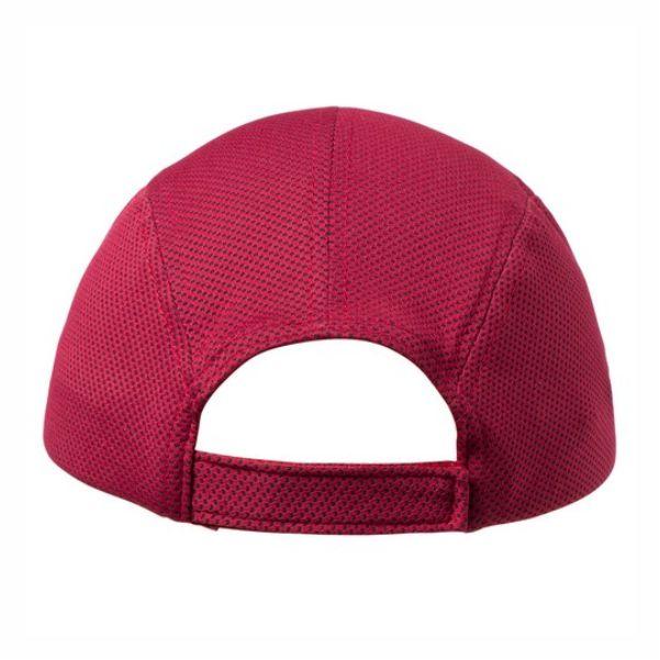 Gorra Deportiva Roja parte de atrás