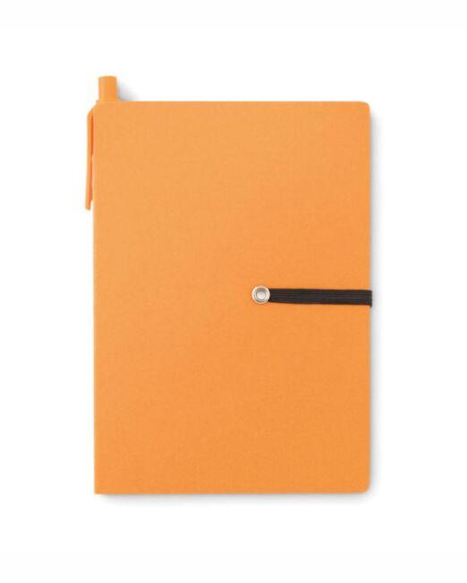 Libreta de papel reciclado