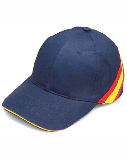 Gorra Bandera Española Azul. Regalos de Empresa