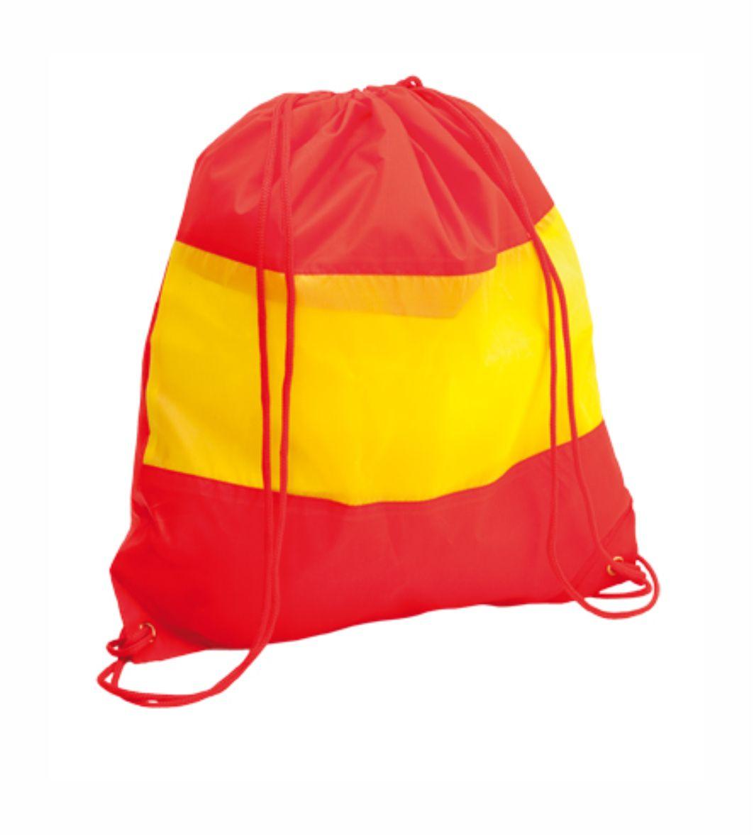 Mochila de Cuerdas Bandera Española. Regalos de Empresa