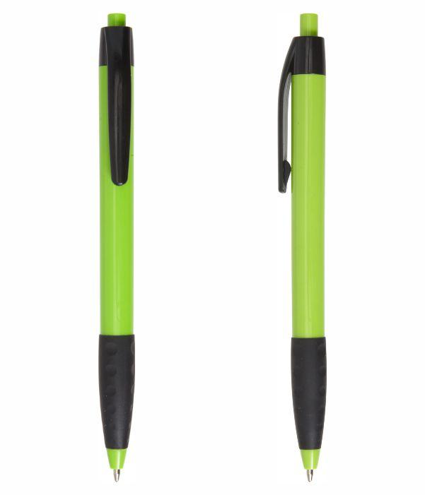 Bolígrafo Publicitario Personalizable. Verde