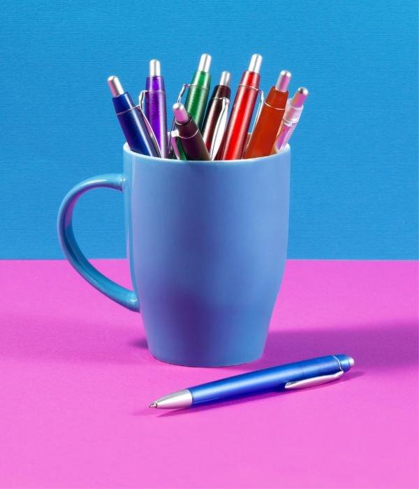 Bolígrafos Publicitarios de Plástico