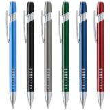 Bolígrafo Diseño Aluminio Colores
