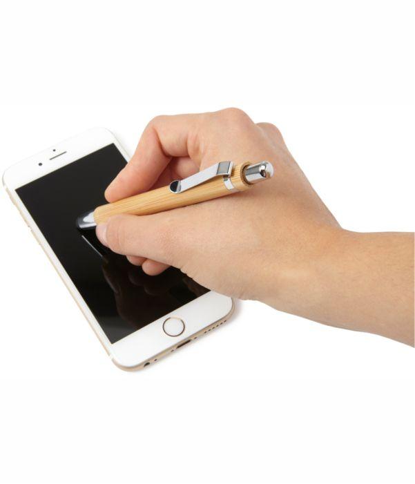 Bolígrafo Madera Bambú Touch