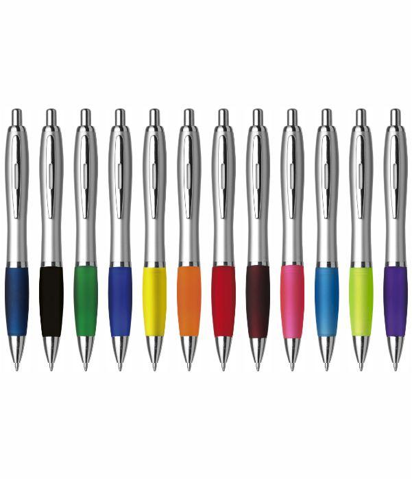 Bolígrafo Merchandising Plástico Personalizable. Regalos Publicitarios