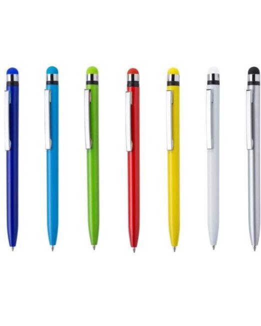Bolígrafo Promocional Touch Colores