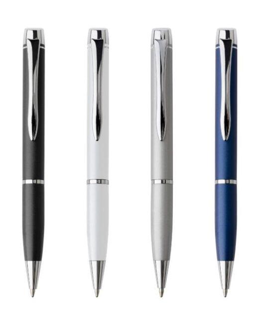 Bolígrafo Publicidad Metal Colores