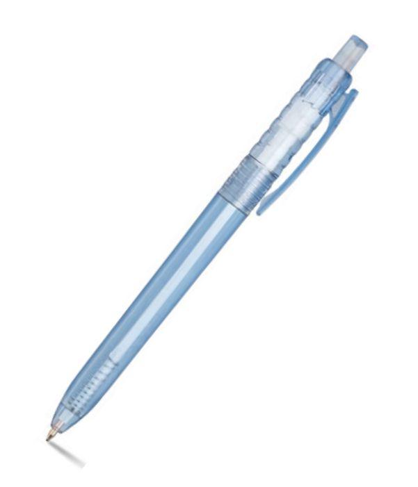 Bolígrafo Publicitario Sostenible. Azul, Regalos Publicitarios Madrid