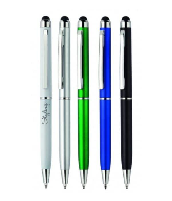 Bolígrafo Touch Mini colores