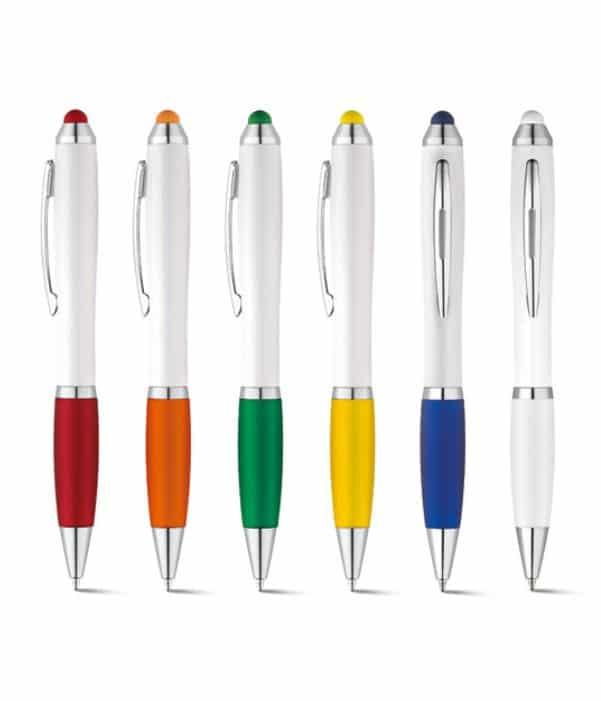 Bolígrafo Touch Publicidad Colores