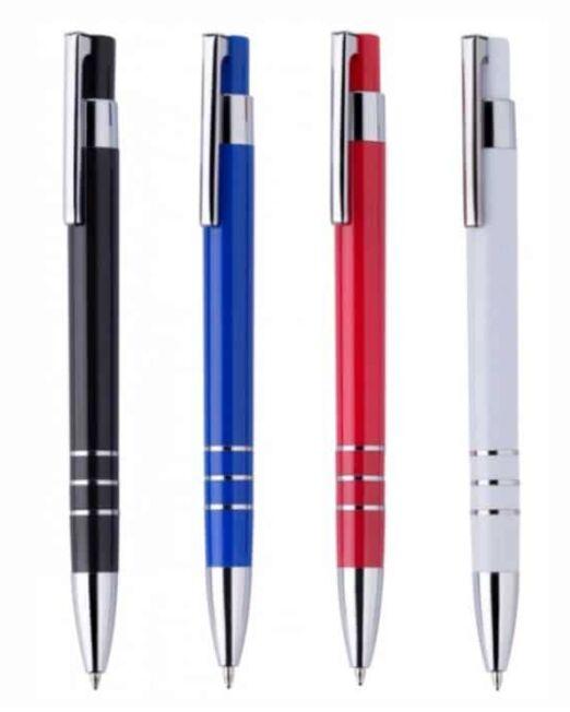 Bolígrafo de Plástico Elegante todos. Regalos Promocionales