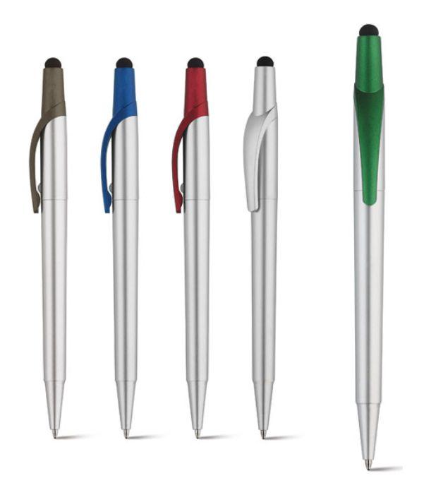 Bolígrafo de Diseño Touch Colores