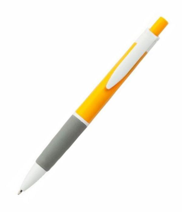 Boli Plástico Personalizable Amarillo. Objetos Promocionales
