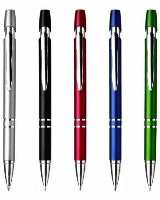 Bolígrafo Plástico Elegante Todos. Propaganda