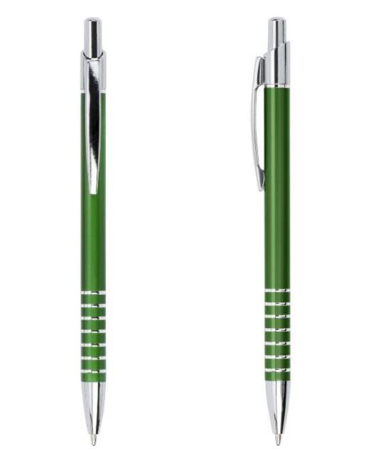 Bolígrafo Publicitario Metálico Verde
