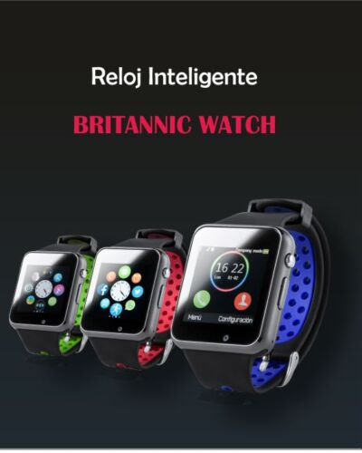 Reloj Inteligente Britannic