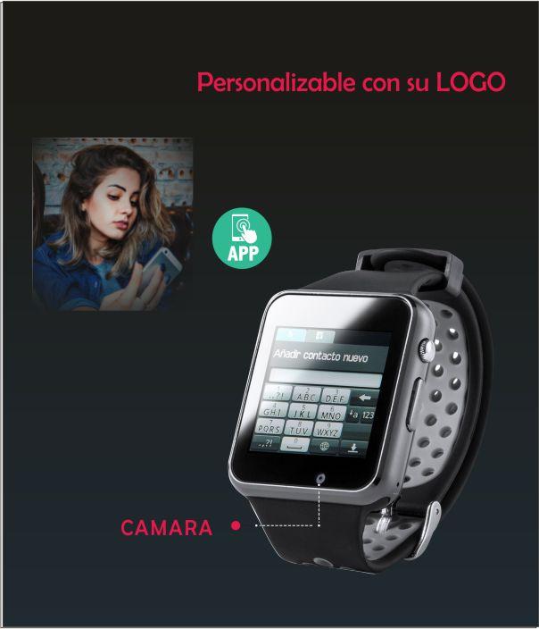 Reloj Inteligente Personalizado Movil. Regalos corporativos