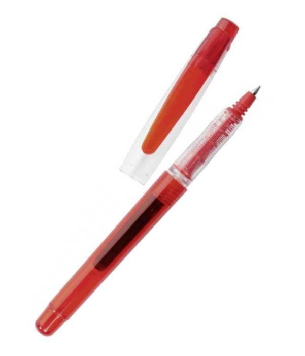 Bolígrafo Roller Clásico Rojo