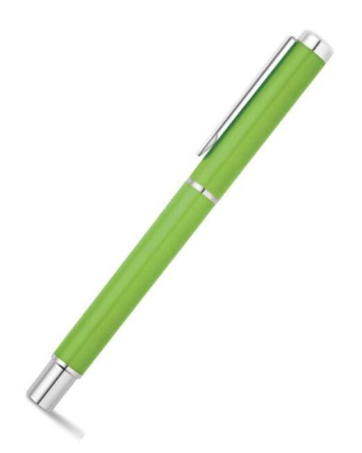 Bolígrafo Roller Verde. Regalos Publicitarios