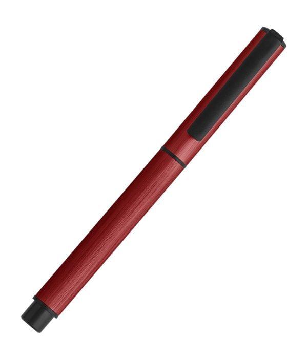 Roller Aluminio Rojo