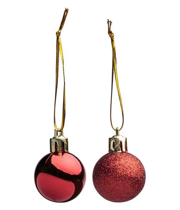 Set 17 Bolas Navidad