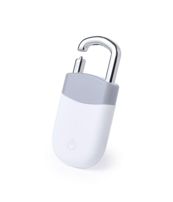 Localizador Bluetooth personalizado Gris