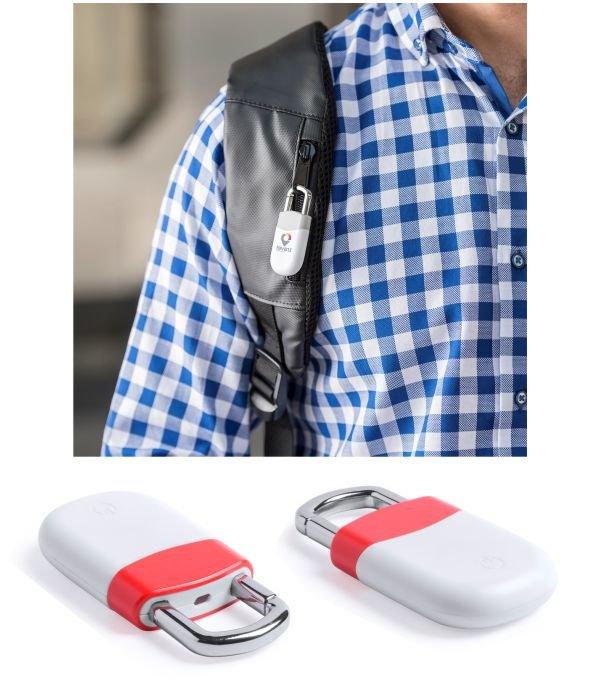 Localizador Bluetooth Antiperdida Pad-Lock