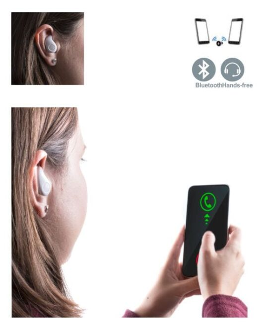 mini auricular bluetooth teléfono Detalles