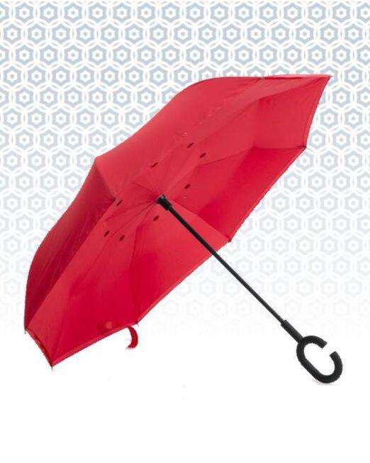 Paraguas Reversible Doble Capa Publicitario