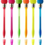 Bolígrafo Original Bombilla Colores