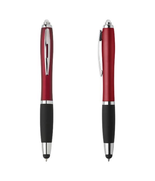 Bolígrafo Original con Luz LED Rojo