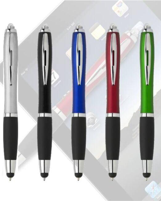Bolígrafo Original con Luz LED Colores