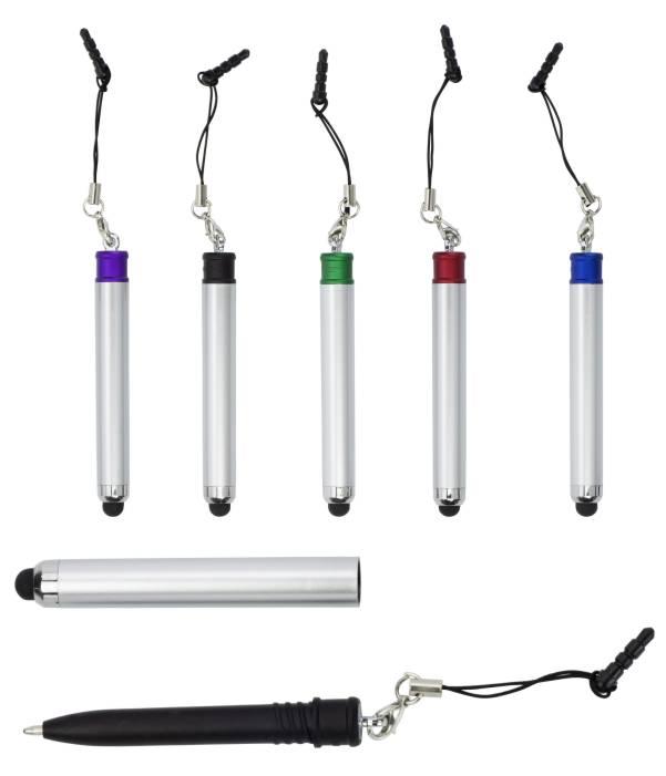 Mini Bolígrafo Touch Colores